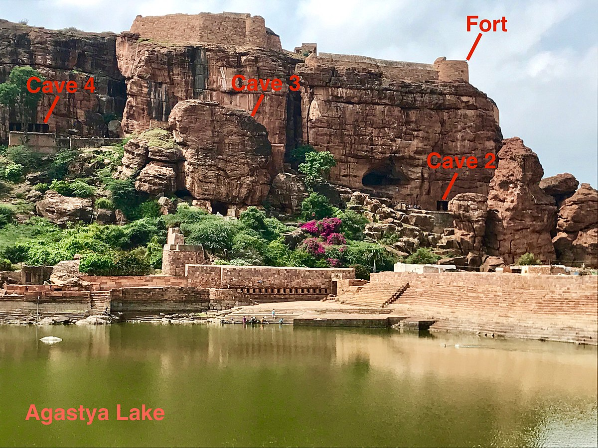 Car To Go >> Badami – Travel guide at Wikivoyage