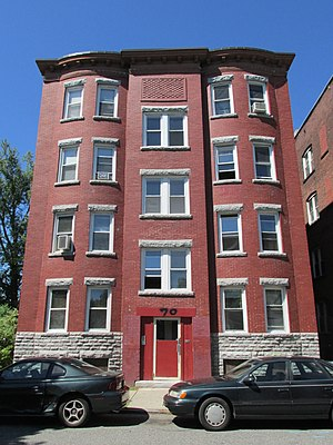 Ethel Apartment House - Ethel Apartment House