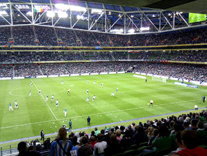 Aviva Stadium - Ireland vs. Argentina from 2010