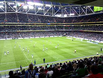 "2011 UEFA Europa League Final - Aviva Stadium, renamed to ""Dublin Arena"" for the 2011 UEFA Europa League final"