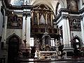8027 - Venezia - Santa Maria del Giglio - Heinrich Meyring (not. 1679-1714) - Annunciazione - Foto Giovanni Dall'Orto, 12-Aug-2007.jpg