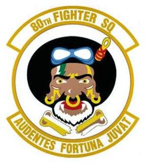 80th Fighter Squadron - Image: 80thfightersquadron