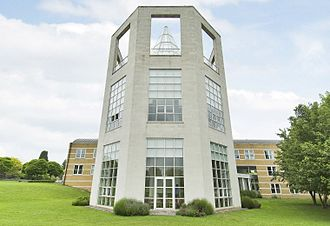 Churchill College, Cambridge - The Møller Centre for Continuing Education