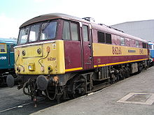 86261 'The Rail Charter Partnership' at Doncaster Works.JPG