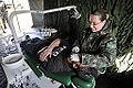 Ações sociais da Ágata 5 promovem serviços médicos e odontológicos, distribuição de medicamentos e realização de benfeitorias em locais menos favorecidos na região de fronteira. (7747584508).jpg