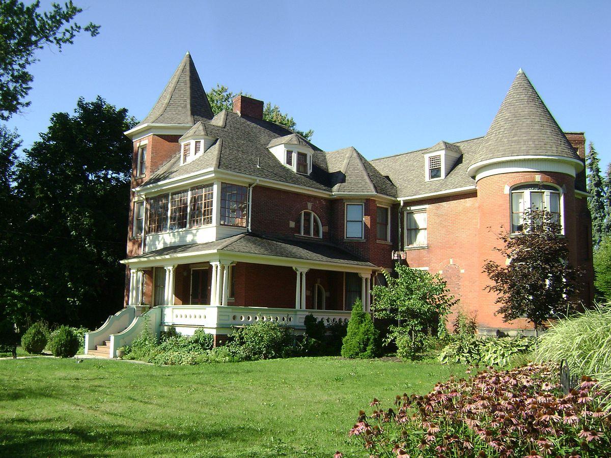 A W Buck House Wikipedia