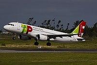 CS-TNQ - A320 - TAP Portugal
