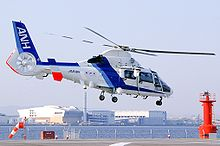 Eurocopter AS365 Dauphin - Wikipedia