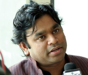 Indian composer A.R. Rahman opens the studios ...