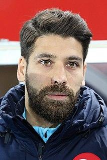 Olcay Şahan Turkish footballer
