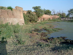 Jhelum - A Sikh-era fort in Jhelum City