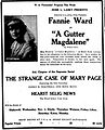 A Gutter Magdalene - 1916 - newspaperad.jpg
