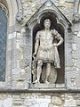 A Roman effigy on the Bargate - geograph.org.uk - 1720238.jpg