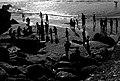 A busy small beach (9559719575).jpg