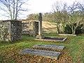 A cemetery near Home Farm - geograph.org.uk - 285719.jpg