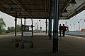 A quiet moment at Ely station, Cambridgeshire. - panoramio.jpg