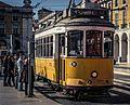 A tram in Lisbon -- SAM 2239 (15311637564).jpg