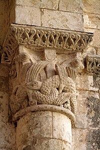 Abbaye de la Sauve Majeure - Interlaced Asps