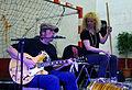 Abbeville (26 mars 2011) Nuits du Blues - Black Cat Joe and Miss Corina 01.jpg