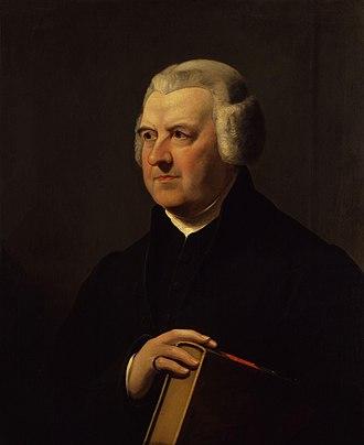 Abraham Rees - Abraham Rees, circa 1802.