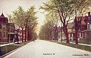 Academy Street, Kalamazoo, MI