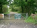 Access Road - geograph.org.uk - 174779.jpg