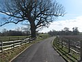 Access road from Ashurst Manor - geograph.org.uk - 1735340.jpg