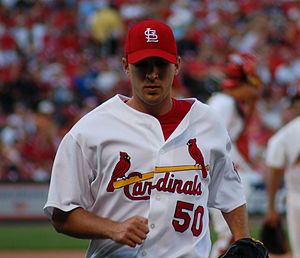Adam Wainwright - Wainwright in 2006, his first full season