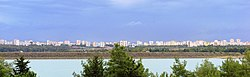 A view from the northern part of Adana