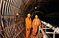 Adit A1 Channel Tunnel - geograph.org.uk - 1244407.jpg