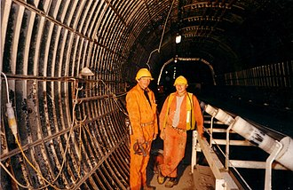 Bechtel - Image: Adit A1 Channel Tunnel geograph.org.uk 1244407