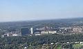 Aerial View of Kirchberg, Luxembourg (2014) 1.JPG