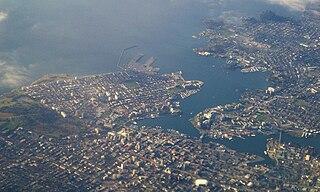 Victoria Harbour (British Columbia) Port in Canada
