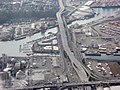 Aerial view of Seattle Freeway crossing Harbor Island.jpg