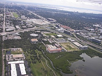 Aerial view of Westshore, Tampa, Florida.jpg