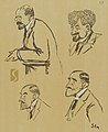Affaire Bolo-Pacha - M. Louis Barthou, M. Mouthon et M. Doyen.jpg