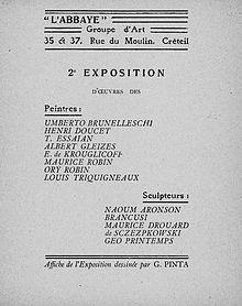 Grupo De La Abadía Wikipedia La Enciclopedia Libre