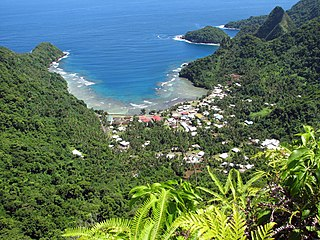 Village in American Samoa, United States
