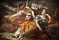 Agar e Ismaele nel deserto confortati dall'angelo - Francesco Solimena.jpg