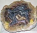 Agate-quartz nodule (Buchanan Ranch, Harney County, east of Burns, Oregon, USA) 1 (34762399356).jpg