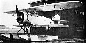 Aichi AB-3 Single-Seat Reconnaissance Seaplane 1932a.jpg