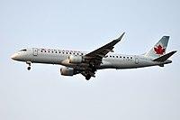 C-FMZD - E190 - Air Canada
