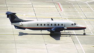 Air Georgian - Air Georgian Beechcraft 1900D in Canadian Airlines livery