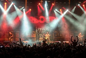 Airbourne – Reload Festival 2016 03.jpg