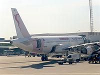 TS-IMT - A320 - Tunisair