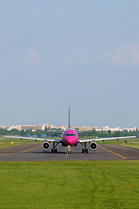 HA-LPN - A320 - Wizz Air