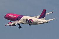 HA-LPM - A320 - Wizz Air