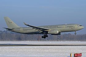 Airbus A330 MRTT de la Royal Air Force
