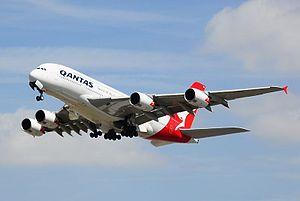 Qantas Flights 7 and 8 - Wikipedia