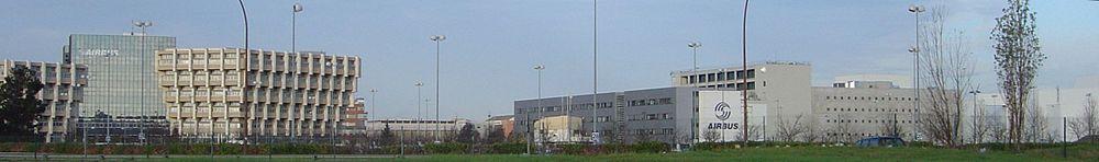 מפעל איירבוס בטולוז